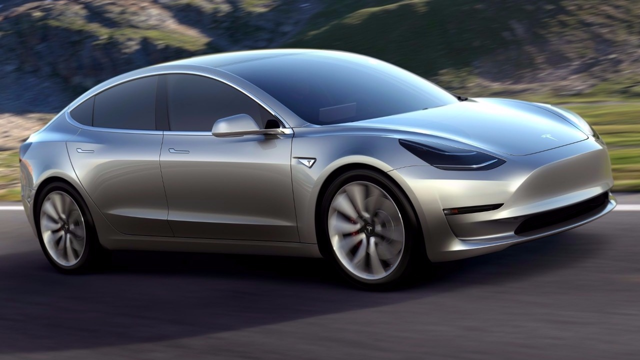 Tesla unveils its $35K Model 3 sedan | Firstcoastnews.com