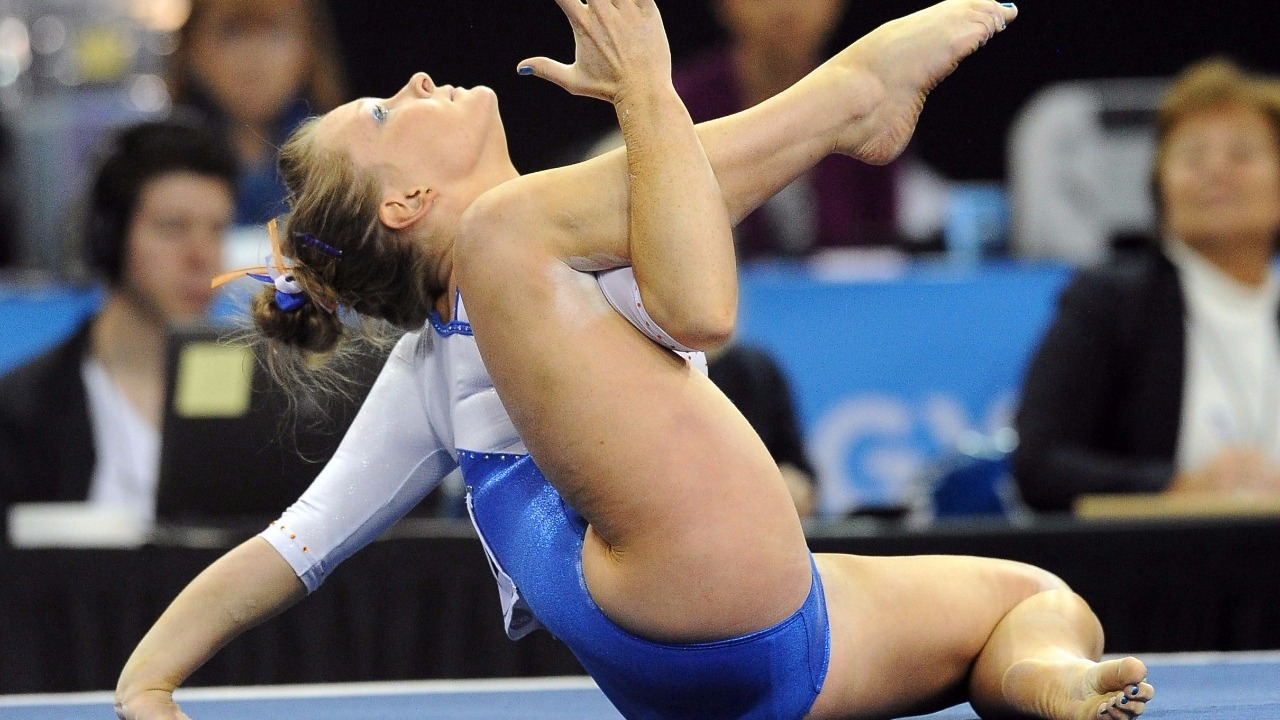 gymnastics size is the competitors edge