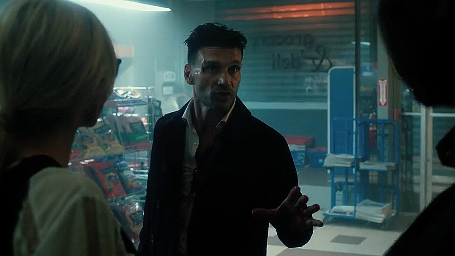 Frank Grillo Fights The Government In New