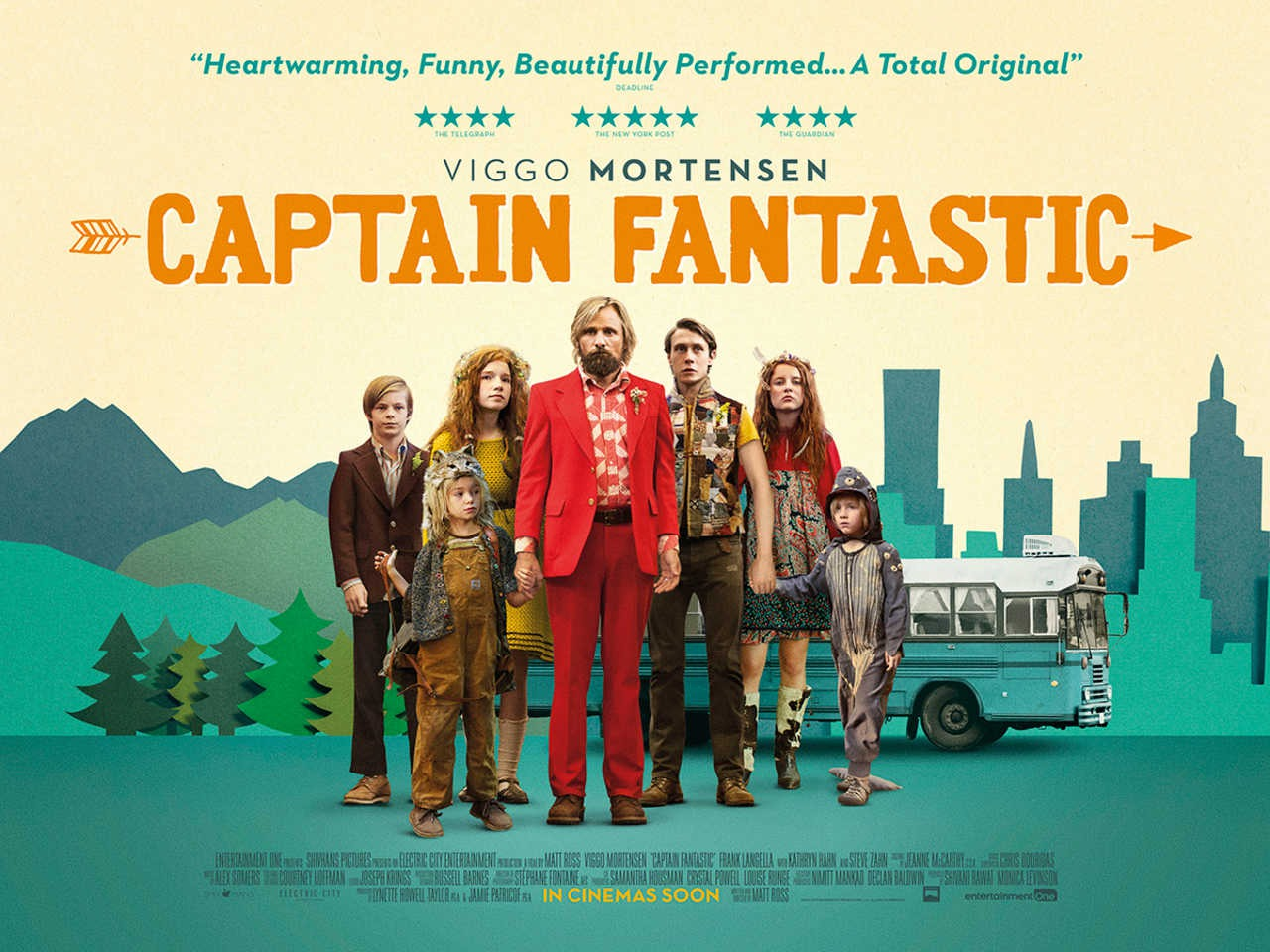 Image result for captain fantastic