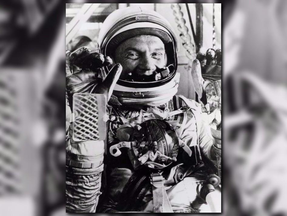 Former astronaut John Glenn hospitalized in Ohio | KSDK.com