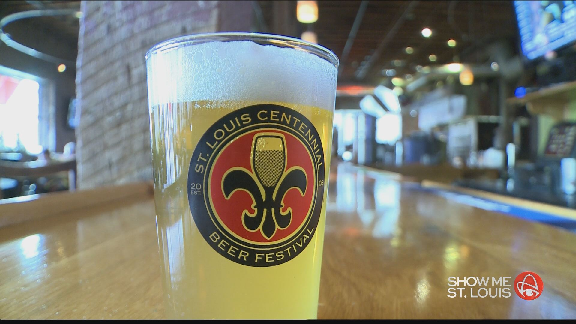 The centennial beer festival is this weekend for St louis home and garden show 2017