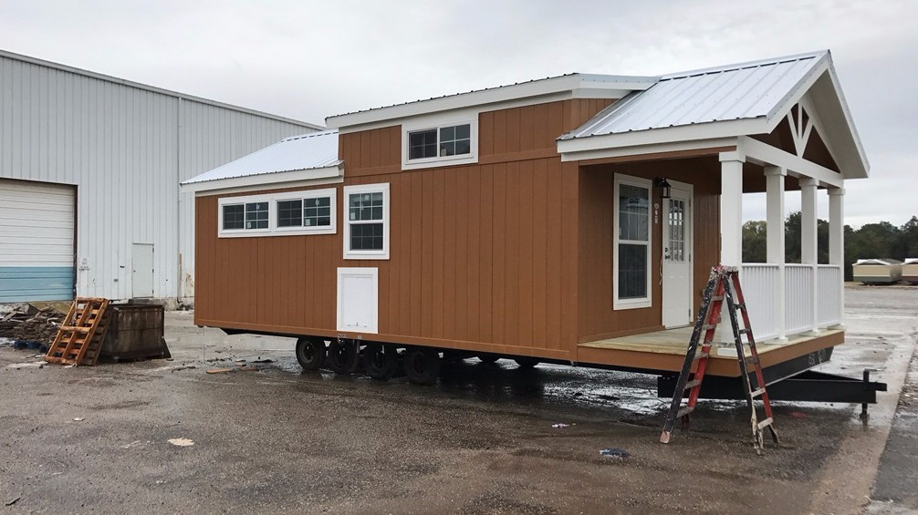 Tiny home movement looks to tackle big problems big for Tiny house nation where are they now