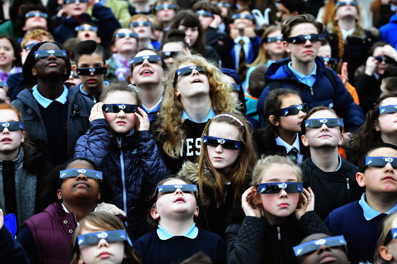 Solar eclipse: Events happening near STL