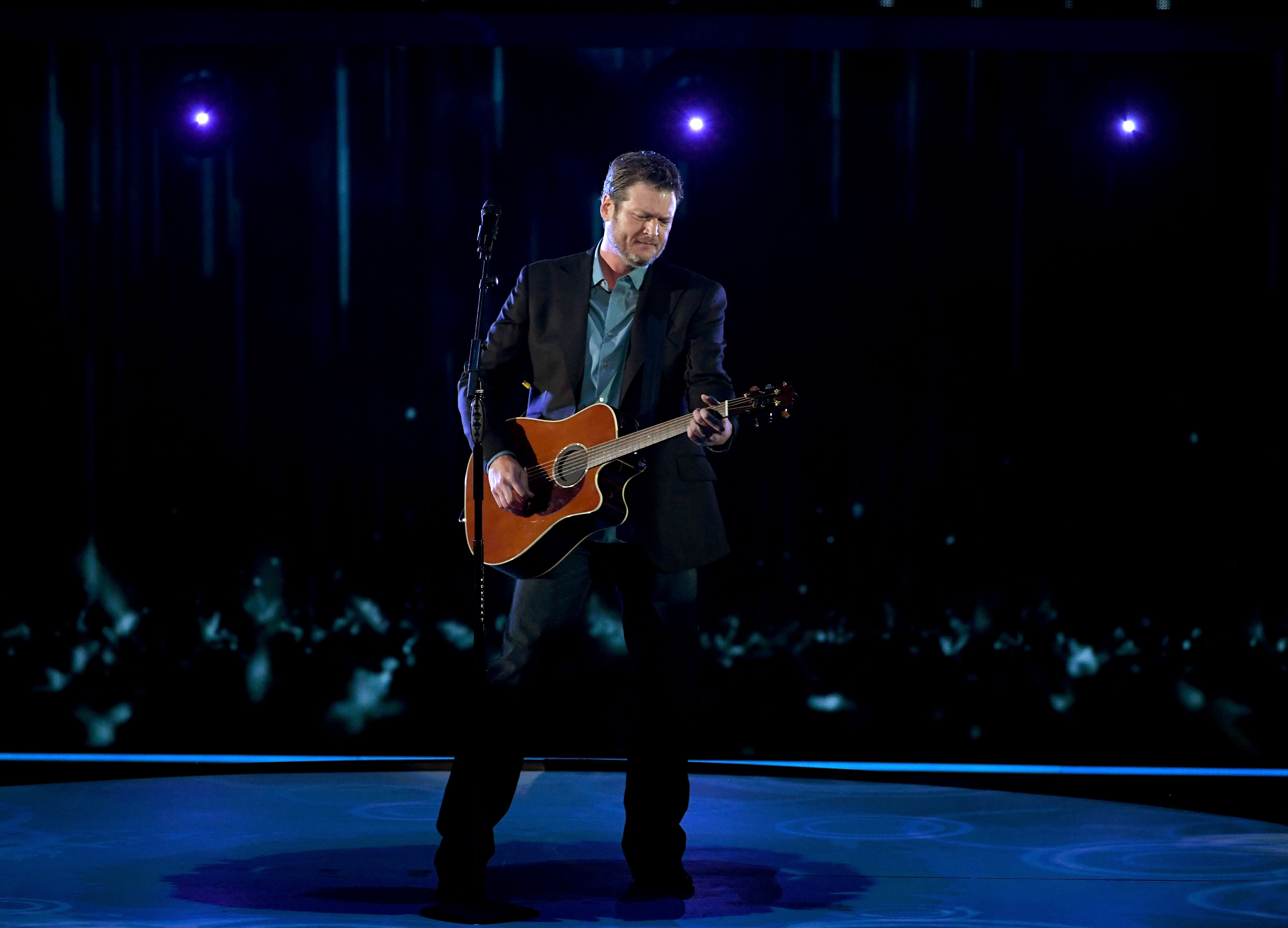 Blake Shelton 39 S Country Music Freaks 39 Tour Coming To St